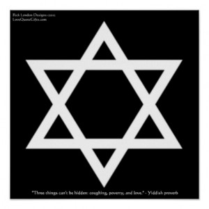 Jewish Quotes Posters & Prints