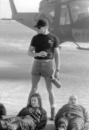 GI Jane. Viggo in short shorts. What I want to know is, are those ...