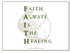 Faith Healing Quotes