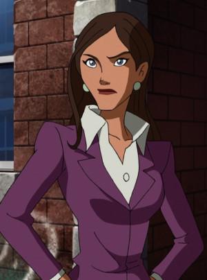 Lois Lane Superman vs. the Elite 001