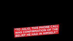 Julio Luevano could see himselfwearing a Manchester University jersey ...