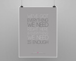 JACK JOHNSON Custom Quote Poster // Love Quote Poster // Personalized ...