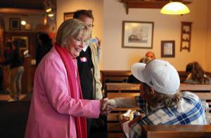 Judy Biggert lists historic Hinsdale mansion