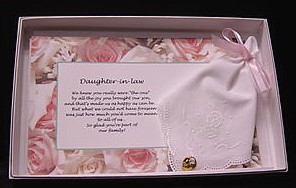 Name: To Our Daughter-in-law Gift Set