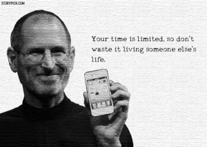 The 10 Most Inspiring Quotes By Steve Jobs That Just Might Change Your ...