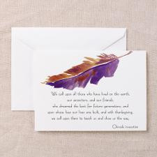 Native American Greeting Cards