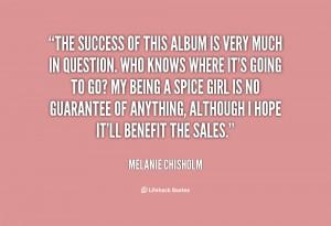 Melanie Chisholm