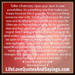 quotes about missed chances