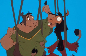 The Emperor's New Groove / Kronk's New Groove Blu-ray Review