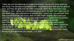 Top Quotes About Repentance Lds