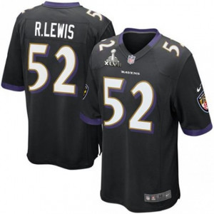 Nike Ray Lewis Baltimore Ravens