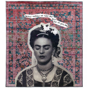 ... popular tags for this image include: Frida, art, frida kahlo and quote