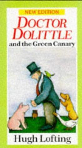 """Start by marking """"Doctor Dolittle and the Green Canary (Doctor ..."""