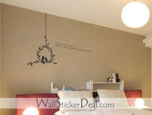 36 category quotes wall sticker material vinyl wall sticker room ...