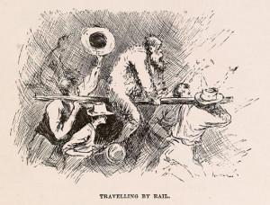 Description Huck Finn Travelling by Rail.jpg
