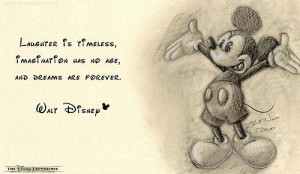 Quotes From Walt Disney...
