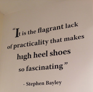 Vacation Over Quotes Cutest quotes about shoes.