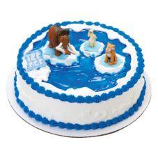 Ice Age Cake Decorations