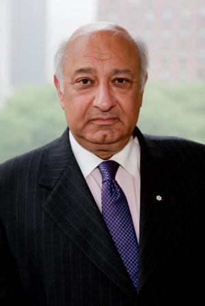Zarin Mehta Executive Director of New York Philharmonic will be lead