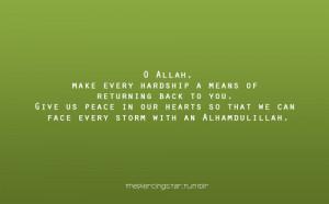 islamic-quotes:Hardship
