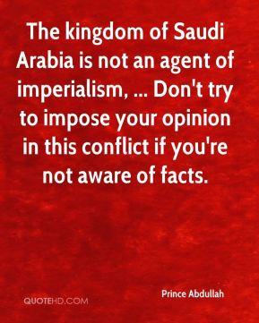 Quotes by Abdullah Of Saudi Arabia