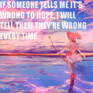 Anime Quotes To Live By