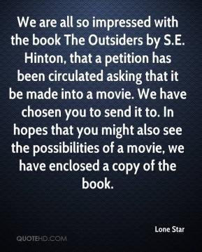 friendship quotes from the book the outsiders the outsiders the