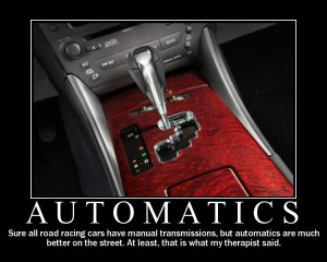 Re: Men who cannot drive manual transmissions are