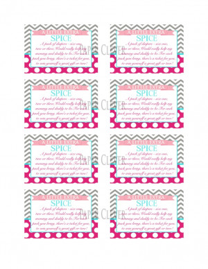 Diaper Raffle Wording For Baby Shower Invitations