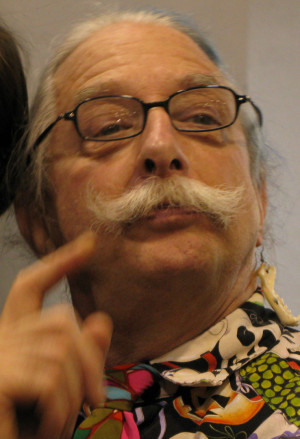 El Dr. Patch Adams en Anaheim , California , en 2008 .