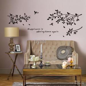 Cheap Black/white Diy Art Quote Wall Decor Best Plant Quotable Design ...