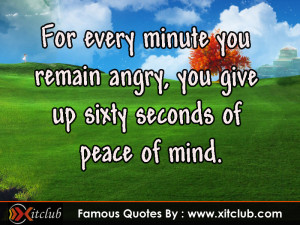 You Are Currently Browsing 15 Most Famous Anger Quotes