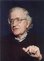 Noam Chomsky, Israel and the