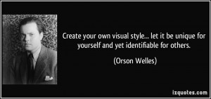 More Orson Welles Quotes