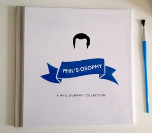Phil Dunphy Hardcover Book - Philsosophy - Modern Family, Collection ...