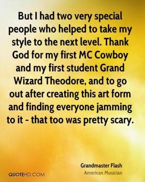 Grandmaster Flash Quotes