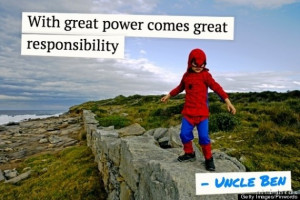 What other comic book quotes put you in a super state of mind? Let us ...