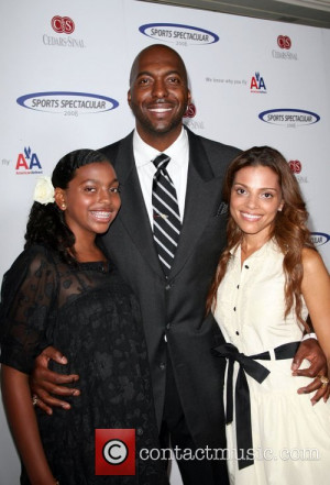 John Salley Wife Natasha...
