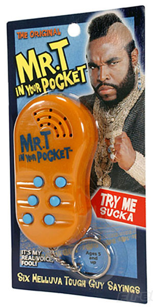 Go Back > Gallery For > Mr T Quotes