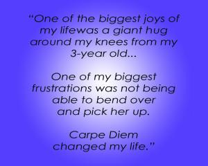 Carpe Diem Quotes HD Wallpaper 19