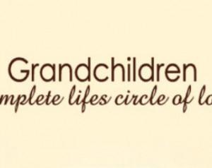 Grandparents Quotes Quotes About Grandchildren