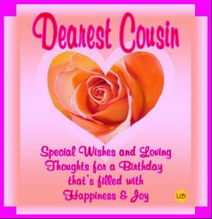 Go Back > Pix For > Birthday Quotes For Older Cousin