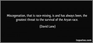 More David Lane Quotes