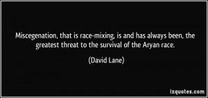 More David Lane Quotes