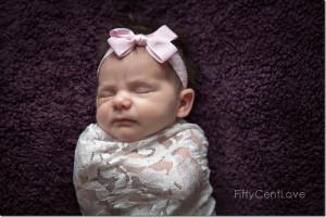 Sweet Newborn Girl || Lifestyle Photoshoot Christiansburg Va