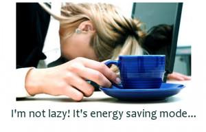 Efficiency funny quotes ecard