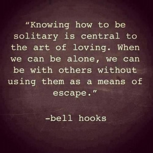 Inspirational Quotes Series: bell hooks