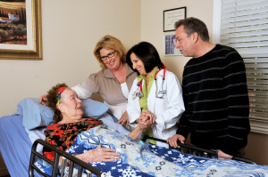Hospice focuses on palliative care for your comfort, your care, and ...