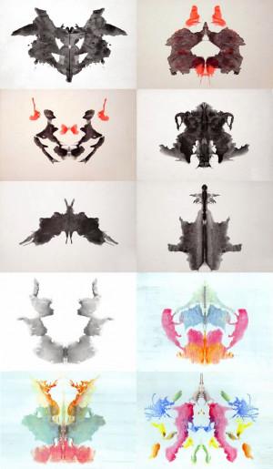 Bilgi - Rorschach Testi