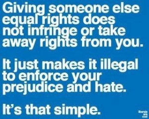 Do unto others... ya know the saying...